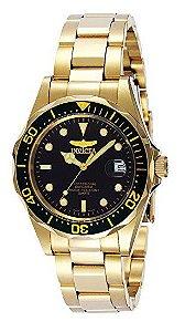 Relógio Invicta 8936 Pro Diver Collection original Banhado a Ouro 23k