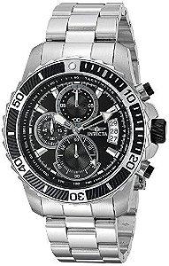 Relógio Invicta Pro Diver 22412 original de aço  inoxidável