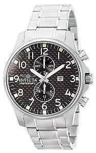 Relógio Invicta 0379 II Collection De Aço Inoxidável