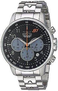 Relógio Invicta S1 Rally 23084 original de aço inoxidável