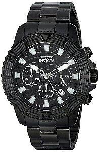 Relógio Invicta 'Pro Diver' 24005 original de aço inoxidável