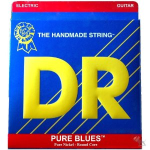 Encordoamento Dr Strings guitarra 6 Cordas (.012-.052) - PHR-12-The Handmade Strings