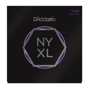Encordoamento para Guitarra Daddario 011-049 NYXL1149