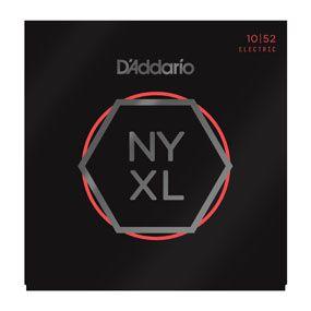 Encordoamento para Guitarra Daddario 010-052 NYXL1052