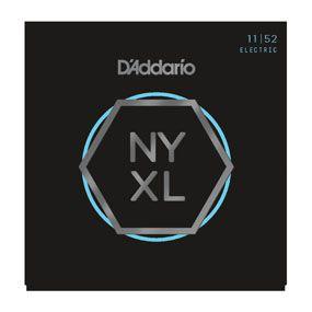 Encordoamento para Guitarra Daddario 011-052 NYXL1152