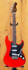 Guitarra Strato Benj - Vermelha