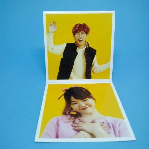 Polaroid Sanfoninha - AKMU
