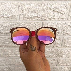 Óculos Yas Vinho