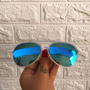 Óculos Mile Azul