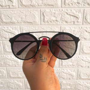 Óculos Cris Preto Unissex