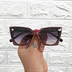 Óculos Alice Vermelho