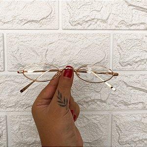 Óculos Kate Transparente