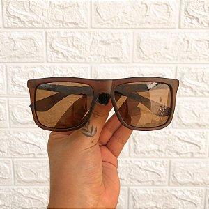 Óculos Deni Marrom