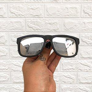 Óculos Sam Prata Espelhado