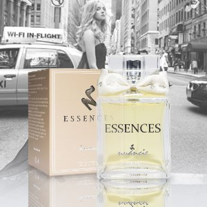 Nuancie Essences 14 Similar ao Lady Million Paco Rabanne - 100ml
