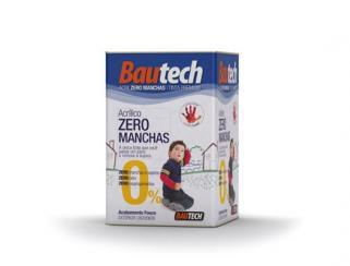 TINTA BAUTECH ZERO MANCHAS LATA 18 LTS