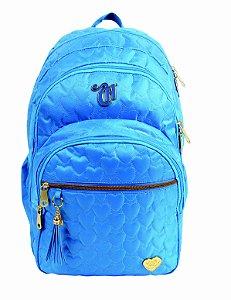 Mochila costas Capricho Love IX - Blue ref:10969