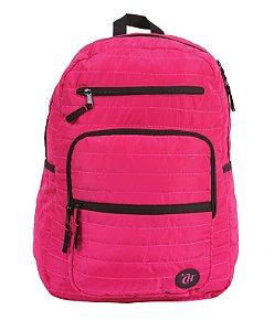 Mochila costas Capricho Puff - Pink ref:48943