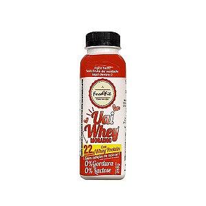 Iorgute Uai Whey Protein Morango / 22g Proteína (250g) - Food4fit (Entregue somente na Capital de São Paulo)