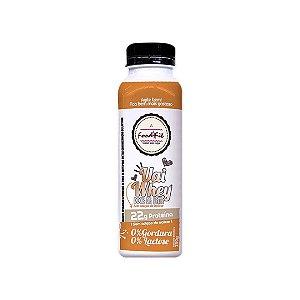 Iogurte Uai Whey de Doce de Leite  (250g) - Food4fit (Entregue somente na Capital de São Paulo)