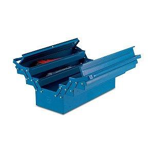 Caixa para ferramentas sanfonada com 5 gavetas - 100 BAS 13486