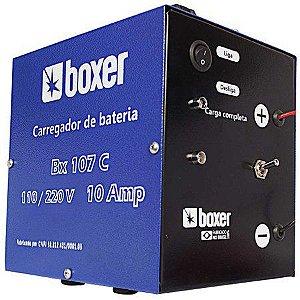 Carregador de Bateria 10A Bivolt BOXER-BX107C 8951