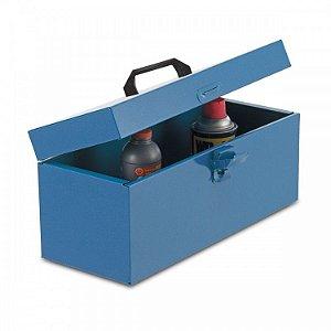 Caixa para ferramentas baú reto - 102 AS 13491