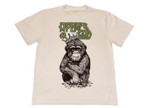 Camiseta Ape King Bege