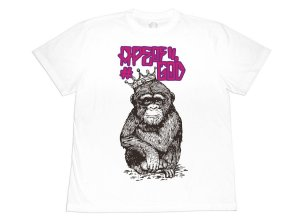 Camiseta Ape King Branca