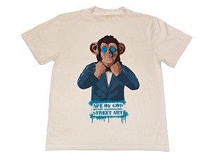 Camiseta Ape Origins Bege
