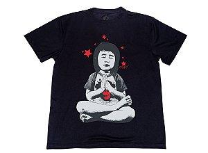 Camiseta Ape Prays Preta