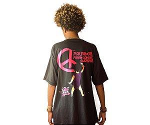 Camiseta Ape Vandal Preta