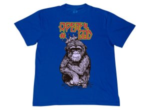 Camiseta Ape King Azul