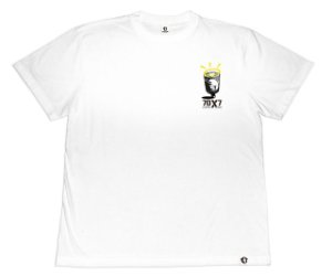 Camiseta APE of GOD vs Jc_Labirinto branca