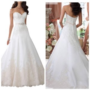 Vestido Casamento plus size