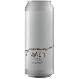 Cerveja Tábuas Graveto Session New England IPA Lata - 473ml