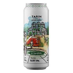 Cerveja Tarin O Jardim Tart IPA C/ Caju, Seriguela e Baunilha Lata - 473ml