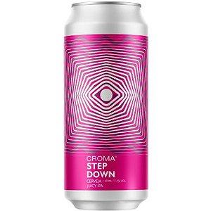 Cerveja Croma Step Down Juicy IPA Lata - 473ml