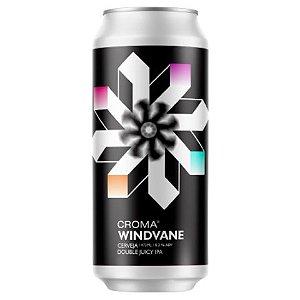 Cerveja Croma Windvane Double Juicy IPA Lata - 473ml