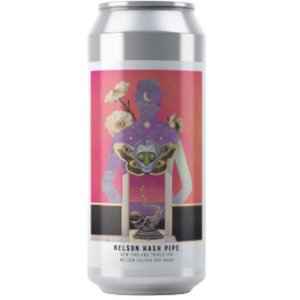 Cerveja Octopus Nelson Hash Pipe New England Triple IPA Lata - 473ml