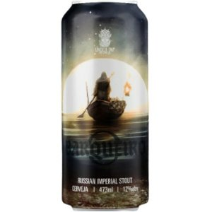 Cerveja Under Tap O Barqueiro Russian Imperial Stout Lata - 473ml