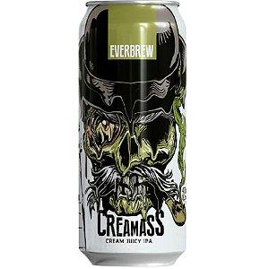 Cerveja EverBrew CreaMass Cream Juicy IPA Lata - 473ml