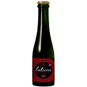 Cerveja Zalaz Ybirá Batarra Safra 2021 Wild Barley Wine Barrel Aged - 375ml