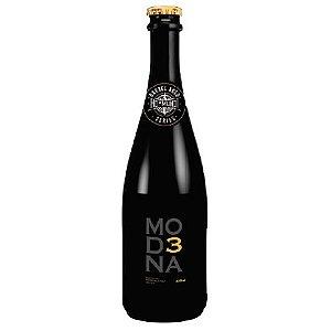 Cerveja HopMundi Modena Russian Imperial Stout Cachaça Barrel Aged C/ Café - 375ml