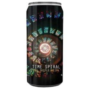 Cerveja Spartacus Time Spiral TDH Triple NEIPA Lata - 473ml