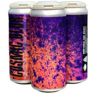 Cerveja Koala San Brew + Dogma Cosmic Blur Russian Imperial Stout C/ Coco, Café e Avelã Lata - 473ml