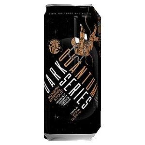 Cerveja Satélite Dark Quantum Series Russian Imperial Stout C/ Avelã, Coco, Cacau e Baunilha Lata - 473ml