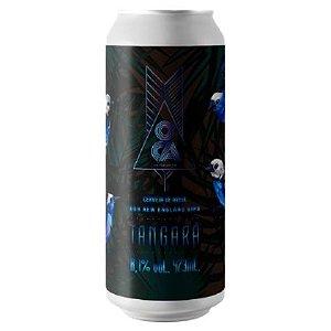 Cerveja Oca Tangará Double New England IPA Lata - 473ml