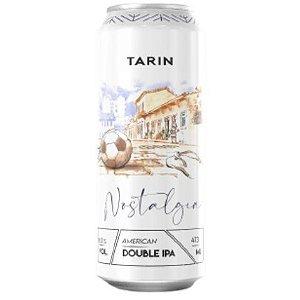 Cerveja Tarin Nostalgia Double IPA C/ Terpenos Lata - 473ml