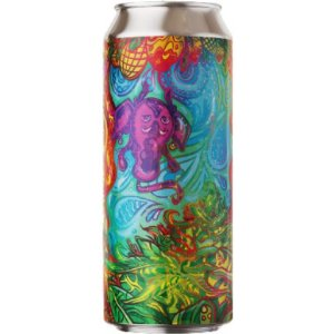 Cerveja Fermi Flash Mango Kush DDH Hazy IPA C/ Terpenos Lata - 473ml